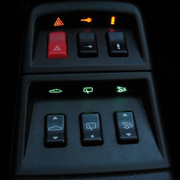 LED kit for 964 centre console, 964 C4